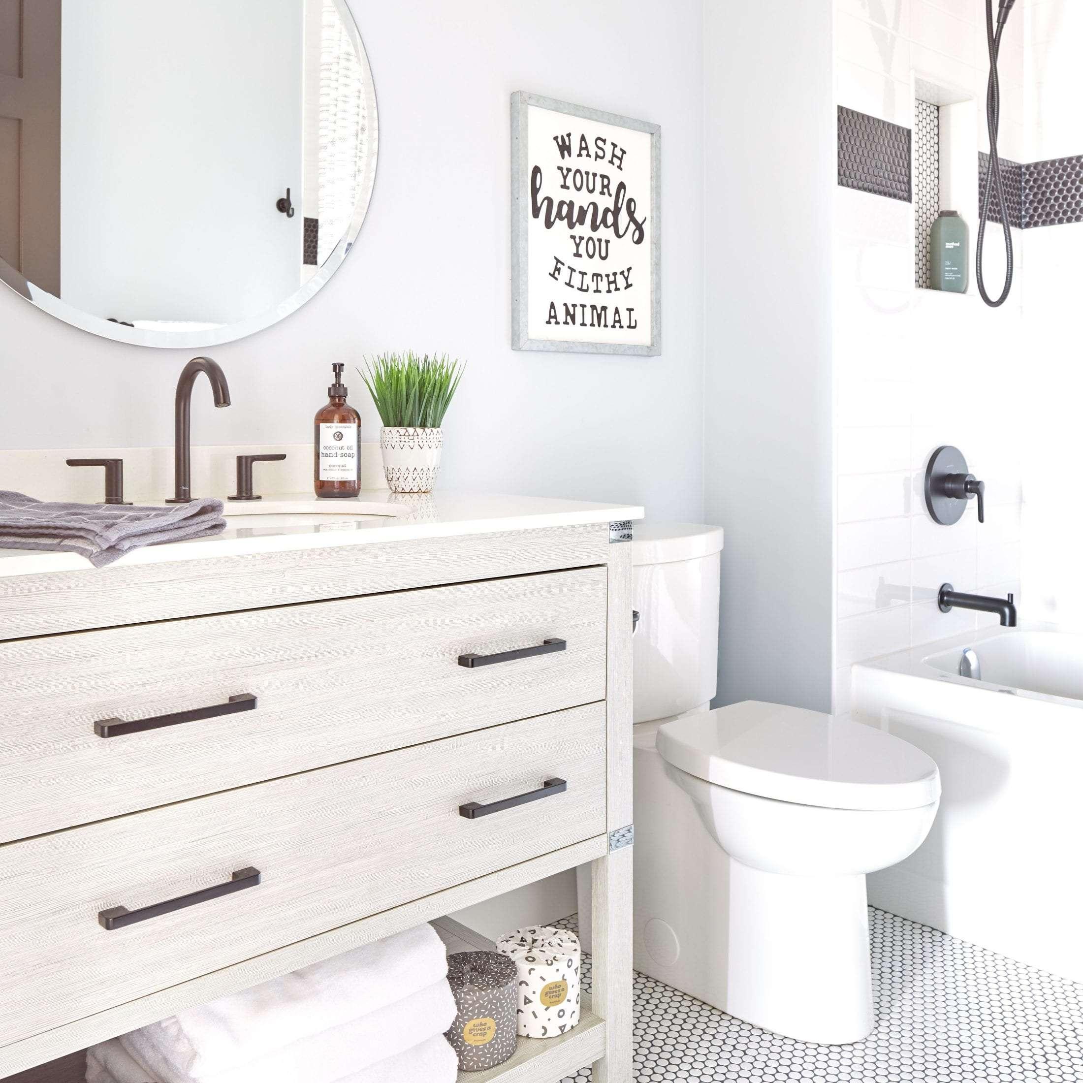 Bathroom renovation alliston barrie newmarket