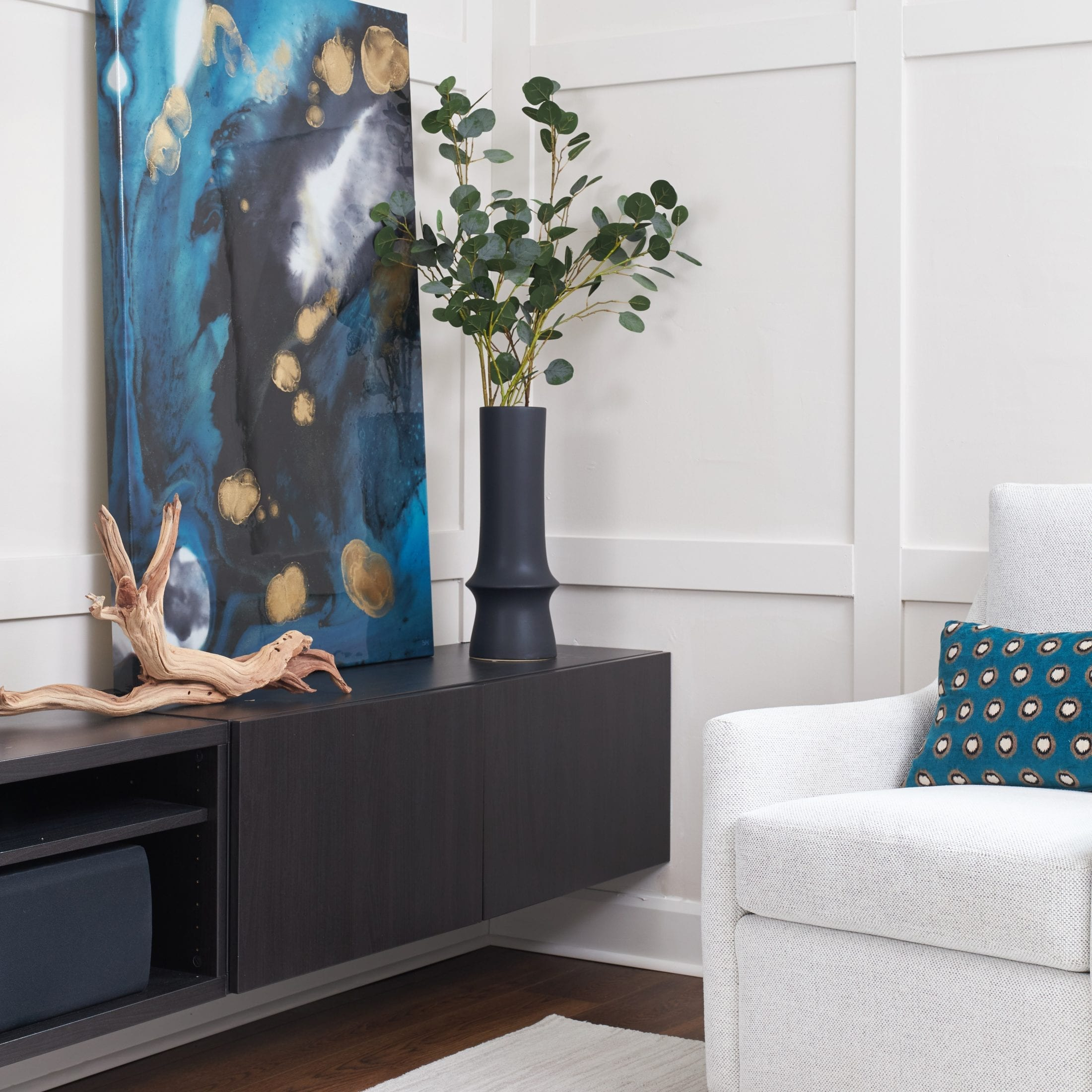 Interior styling and accessories home decor