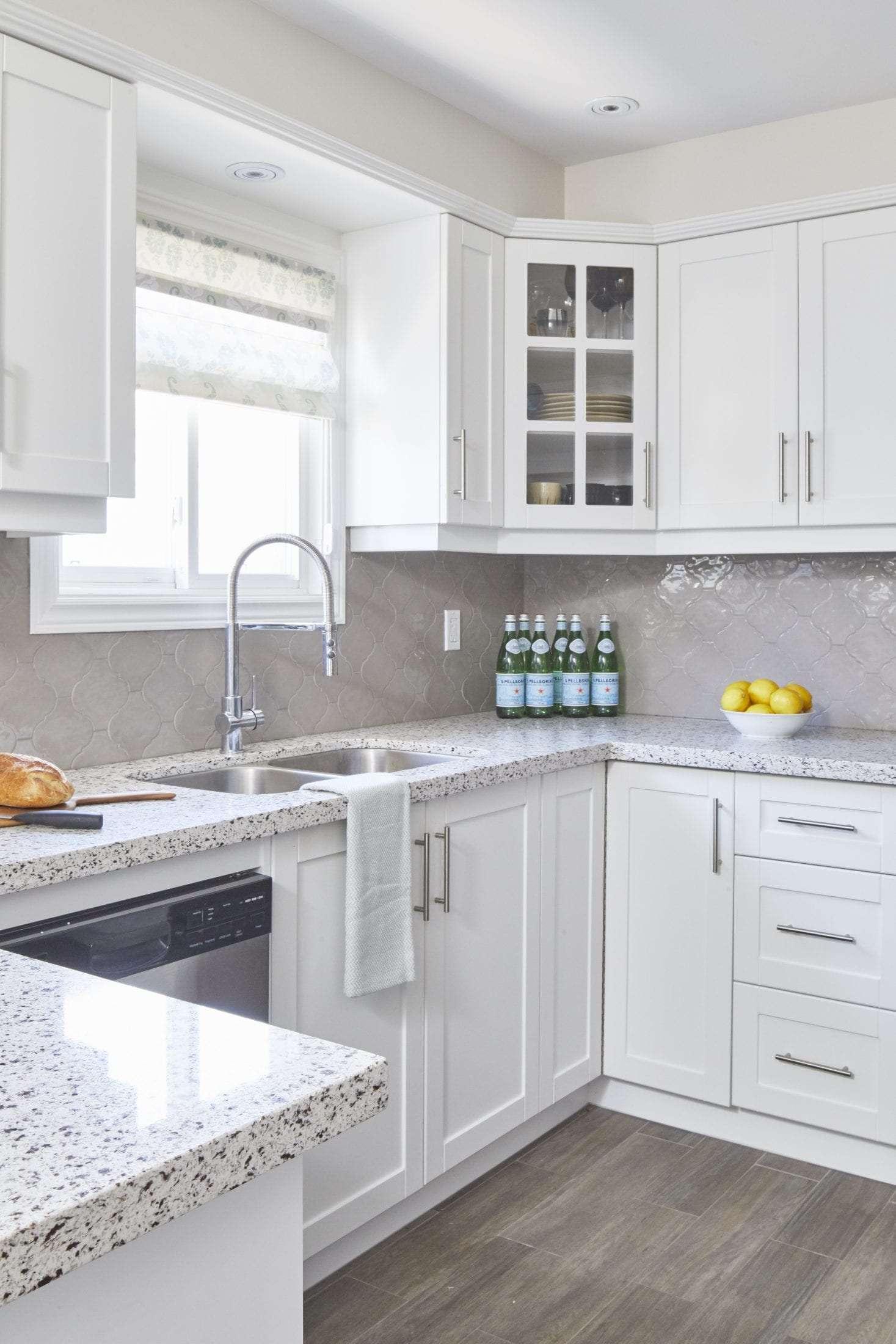 Kitchen renovation design orangeville, ON pamela lynn interiors