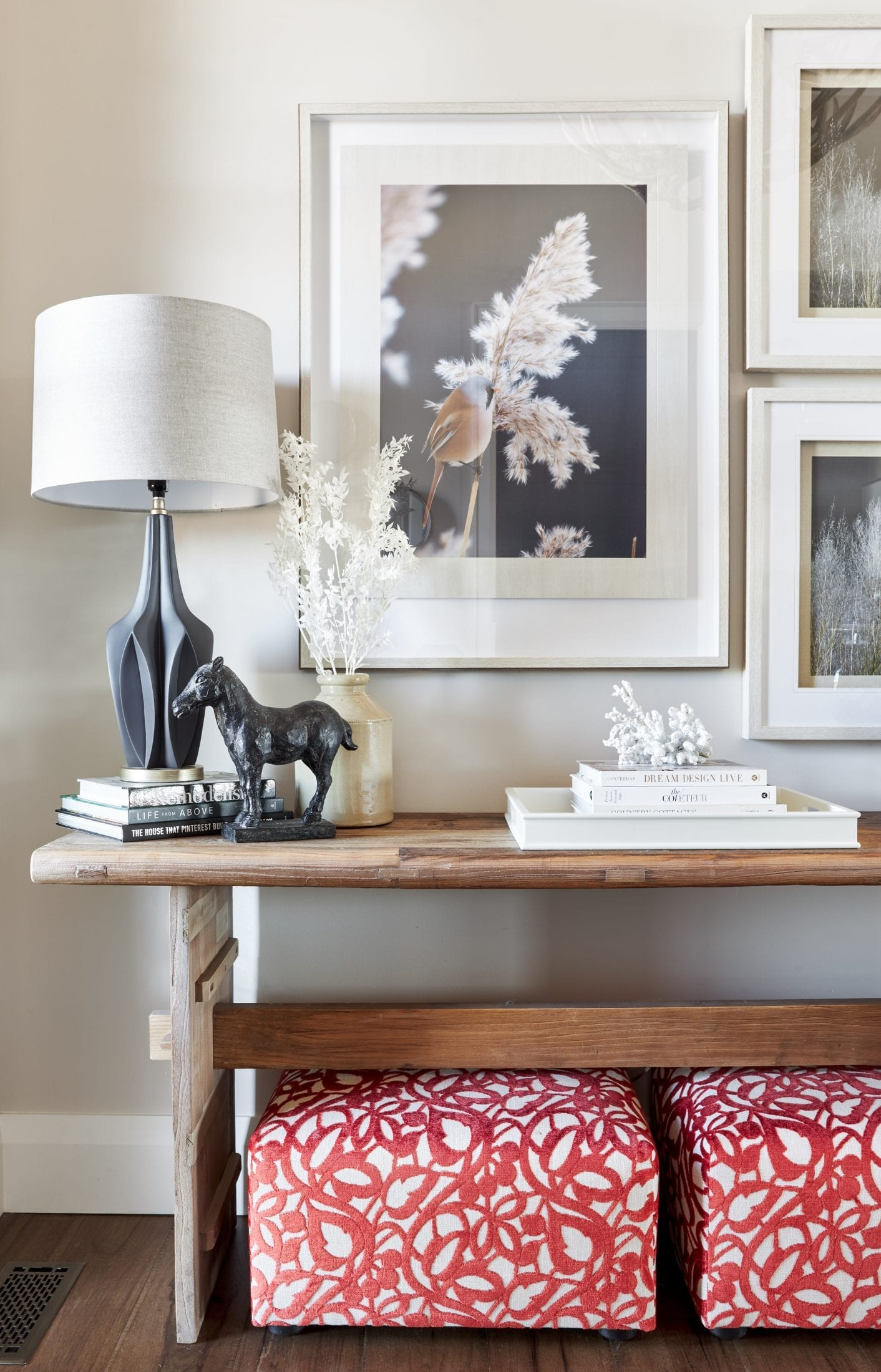Front entryway interior design styling ideas