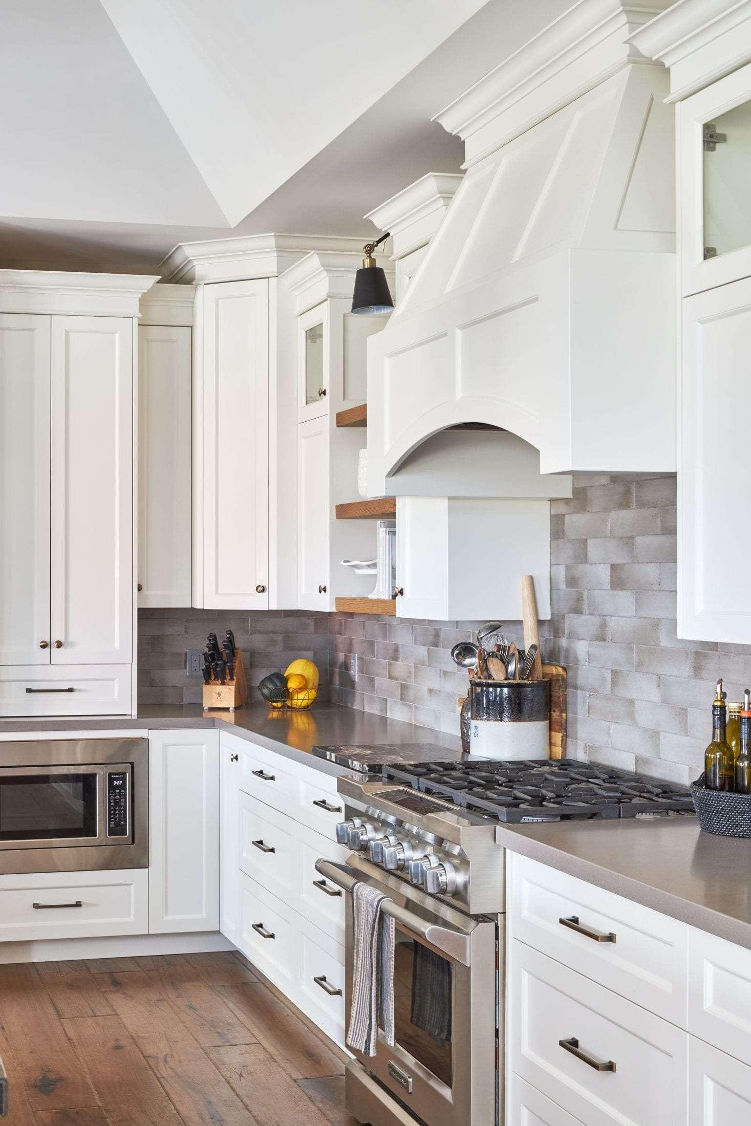 Custom Kitchen design Pamela Lynn Interiors tottenham ON